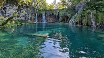 Locations Croatia Plitviche Lakes  image