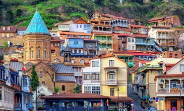 Locations Georgia Tbilisi  image